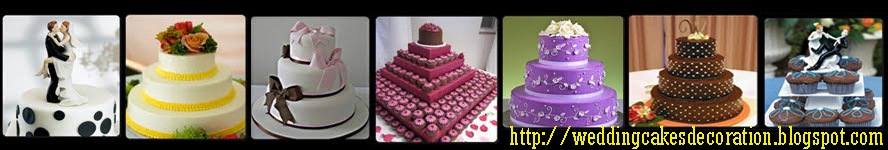 Wedding Cakes and Decoration