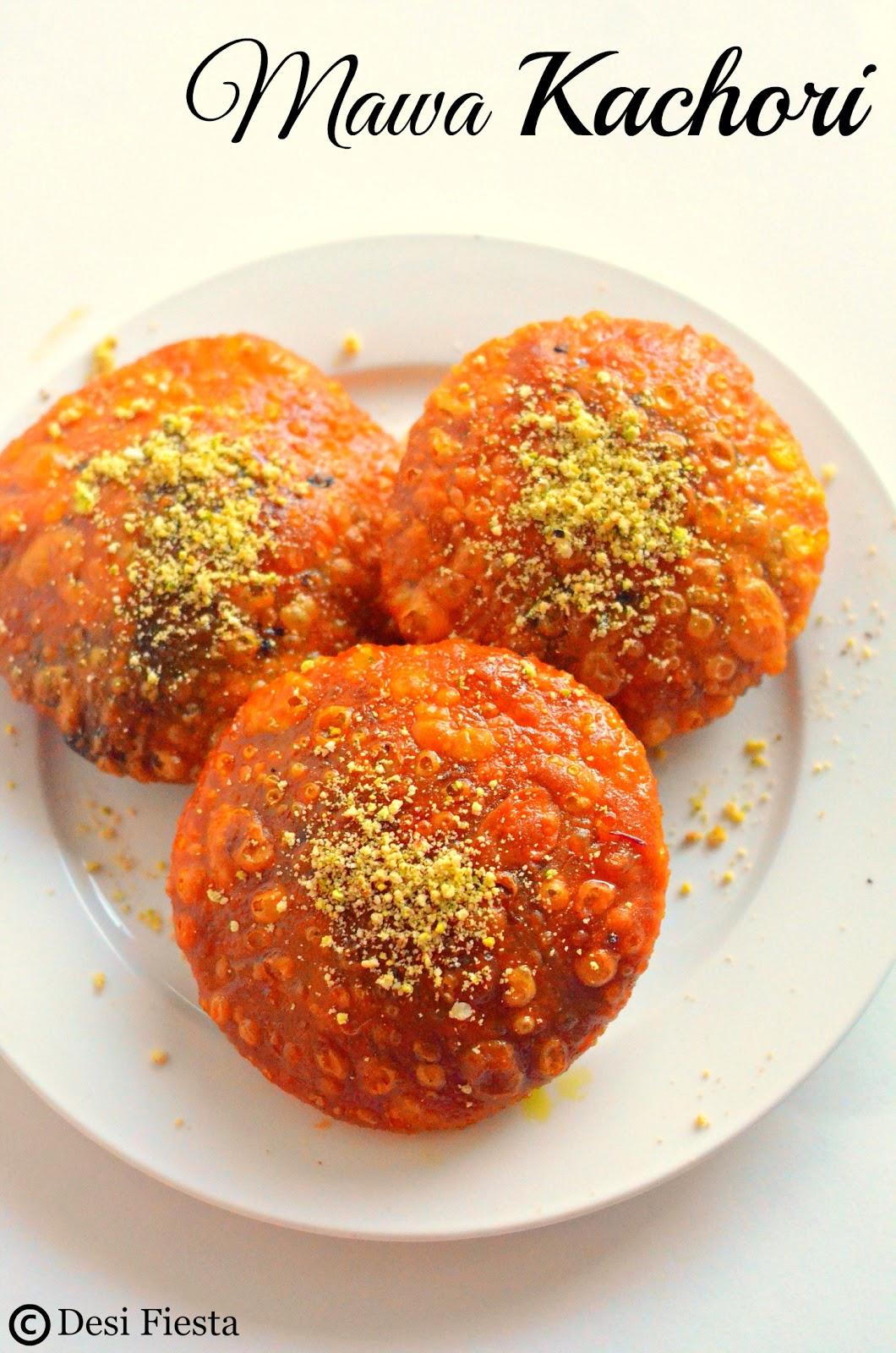 Rajasthani Kachori recipes