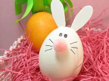 Великденско яйце Зайче