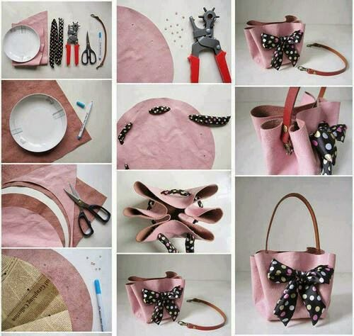 Handbag homemade