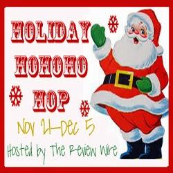 Holiday HO HO HO Hop