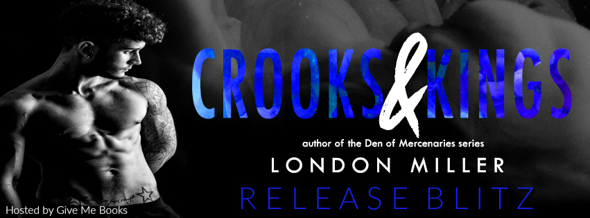Crooks and Kings Release Blitz