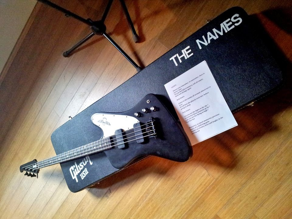 The Names - Noise Factory Studio, Wierde, Belgium