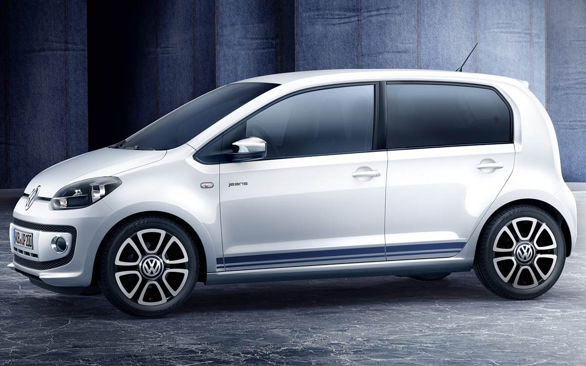 Volkswagen up! Jeans