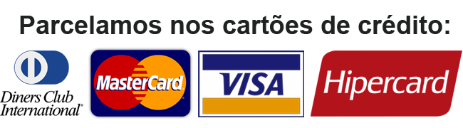 Visa ´- Master - Hipercard