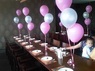 balon gas di restorant