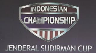Jadwal Lengkap Babak 8 Besar Piala Jenderal Sudirman 2015