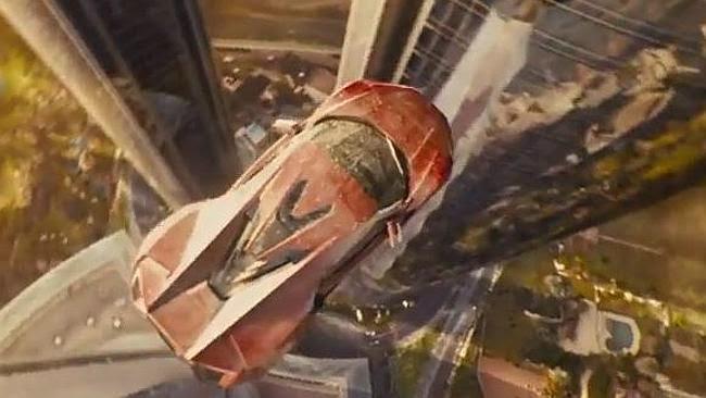 Penjelasan Ilmiah Adegan Fenomenal Di Film Furious 7