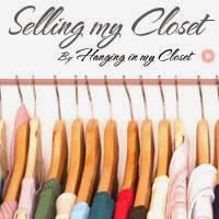 sellin my closet