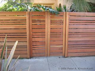 Деревянный забор. Фото 69