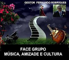 FACE GRUPO MÚSICA AMIZADE CULTURA