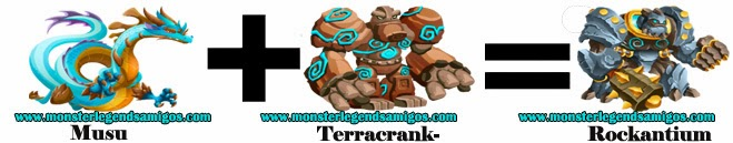 como obtener el monster rockantium en monster legends formula 1