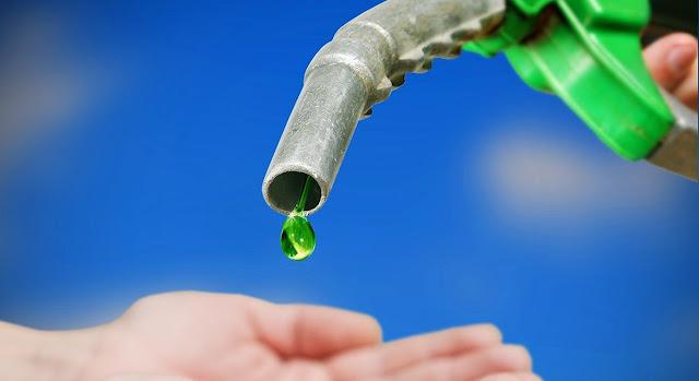 combustible verde