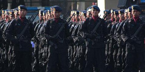 Polisi dan TNI AD Tingkatkan Pengamanan Ajang Miss World 2013