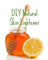 perawatan natural alami kulit mencerahkan