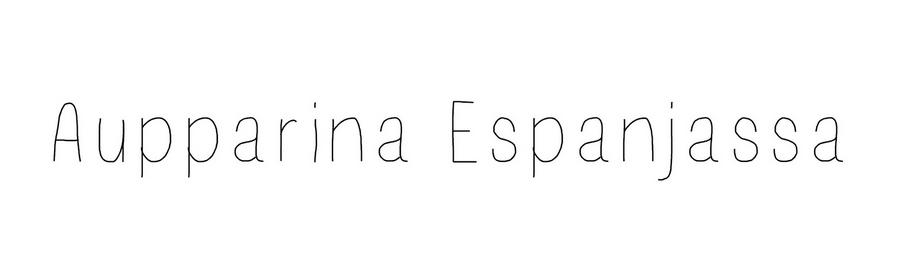Aupparina Espanjassa