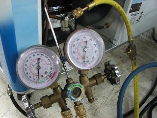 Refrigeraci n 13 manometros - Manometro para compresor ...