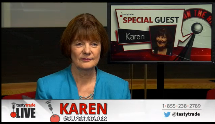 Karen the Supertrader