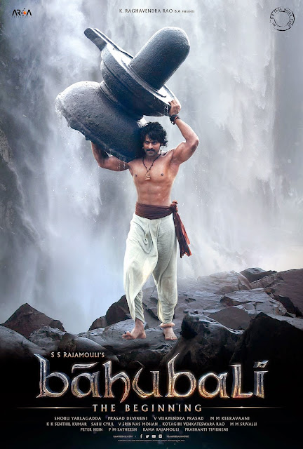 Baahubali Shivudu New HD Poster Hindi
