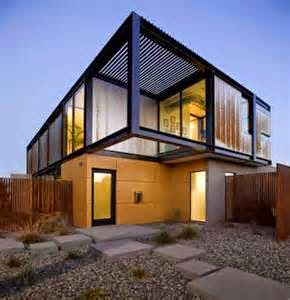 The Idea and Concept of the Modern House of 2015