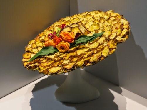 Philadelphia Flower Show Hats: Audrey Hepburn