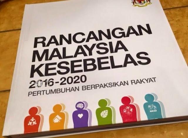Teks ucapan perdana menteri bentang RMK11