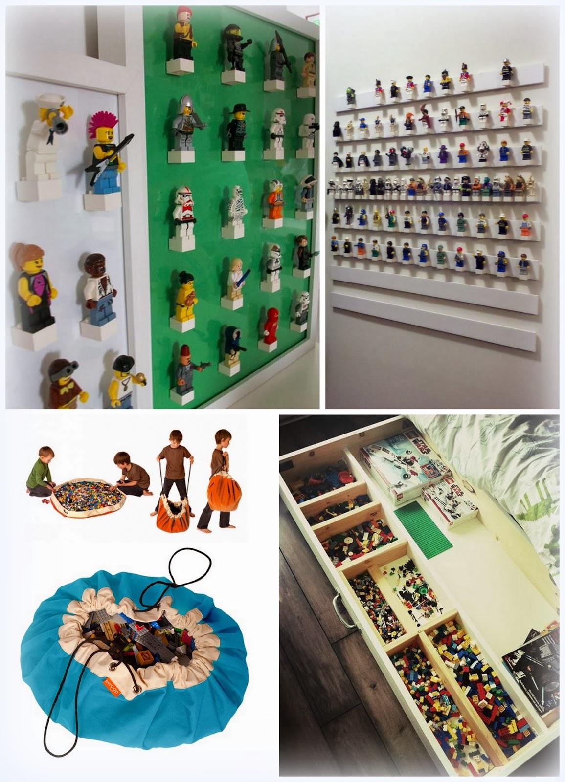 DICAS DE ORGANIZAÇÃO DE LEGO MAE BACANA