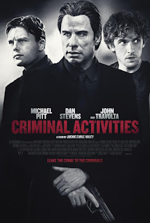 Criminal Activities (2015) Online