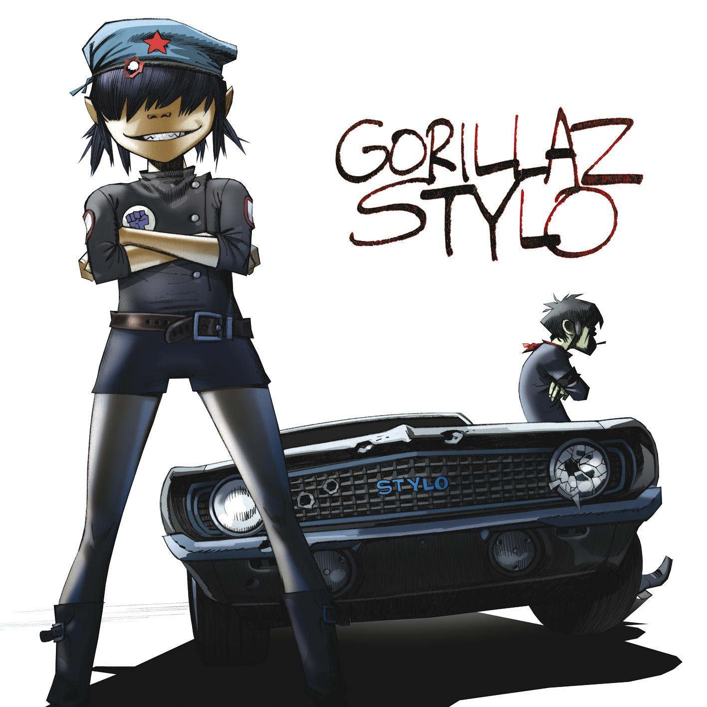 HD Desktop Wallpaper: gorillaz wallpaper hd