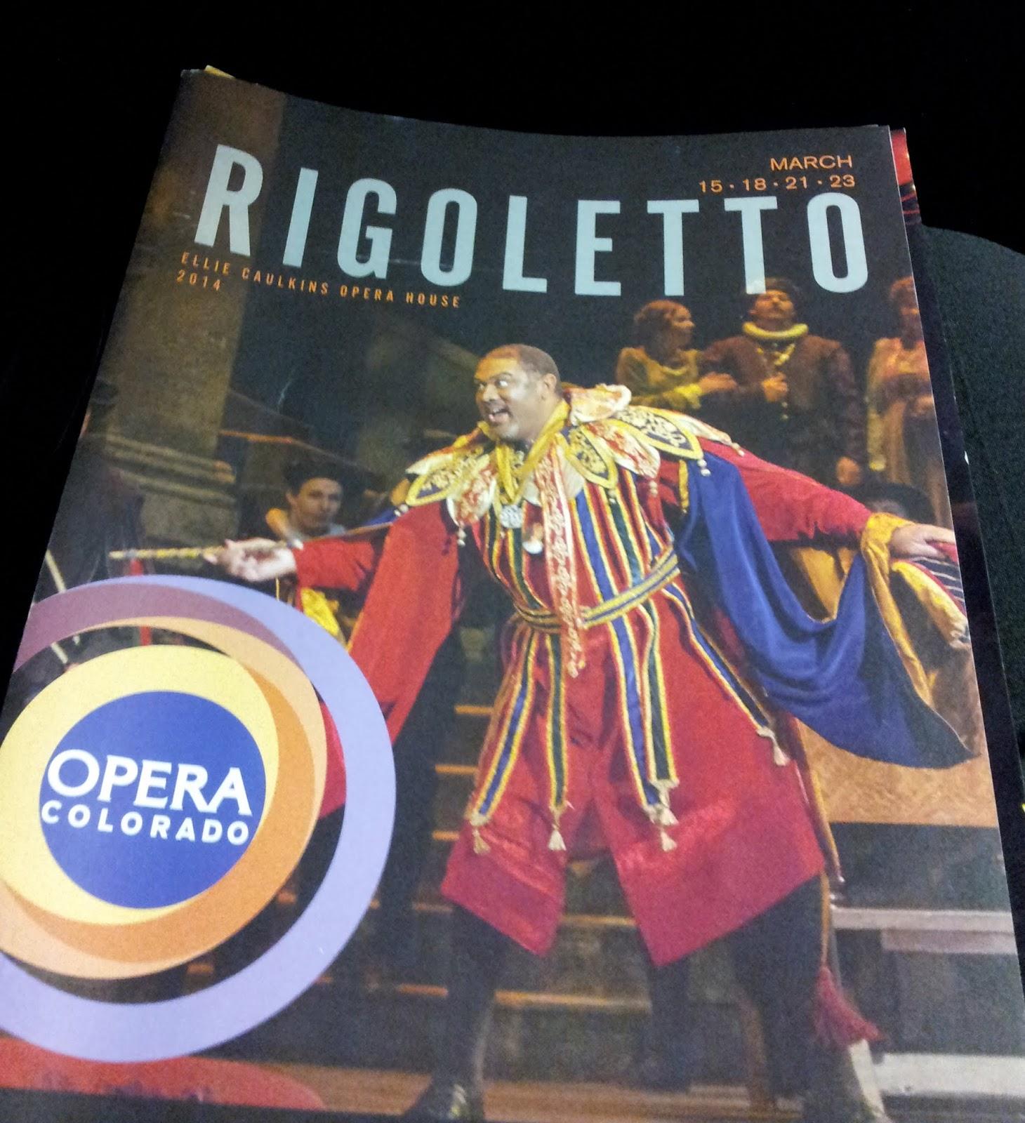Mille Fiori Favoriti: Rigoletto In Denver, La Boheme In
