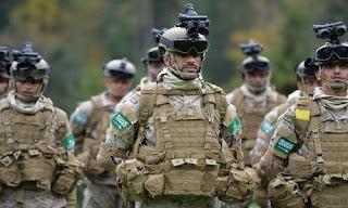 القوات السعودية في اليمن تعيد ترتيب بعض الاوراق المهمة