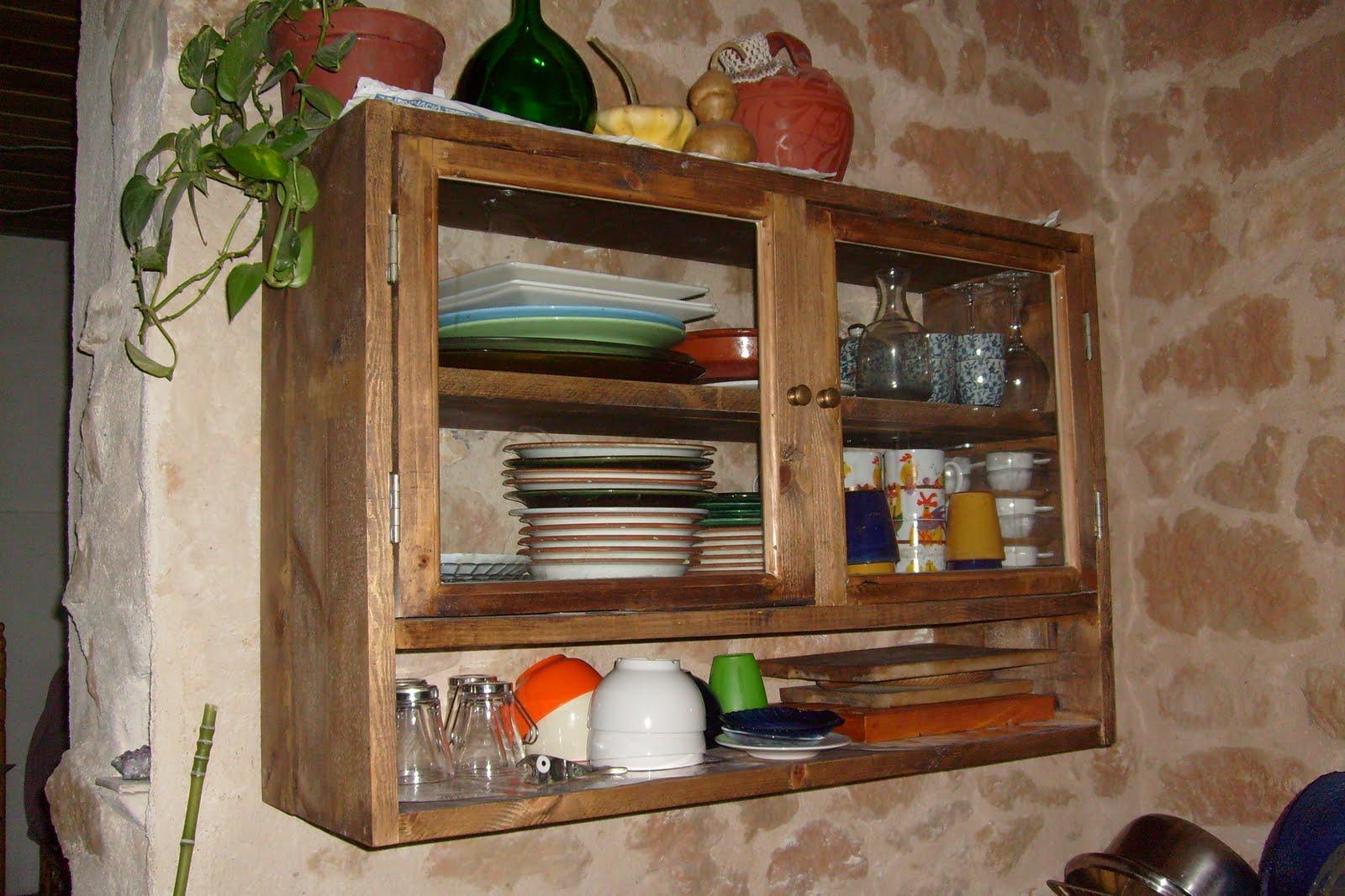 muebles de antes: MUEBLES AUXILIARES DE COCINA