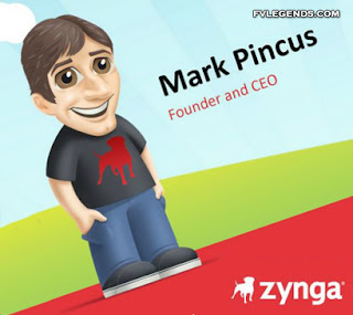 Mark Pincus CEO of Zynga FarmVille