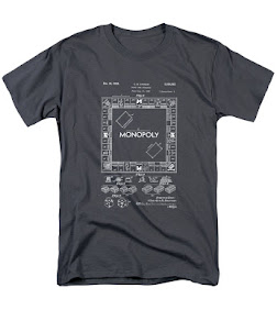 Monopoly Game Tee