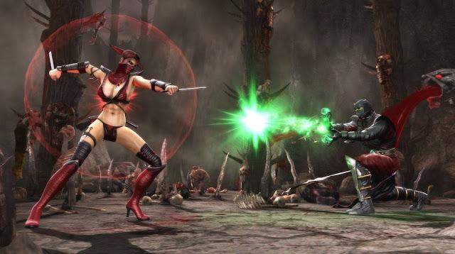 Mortal Kombat: Komplete Edition Mileena