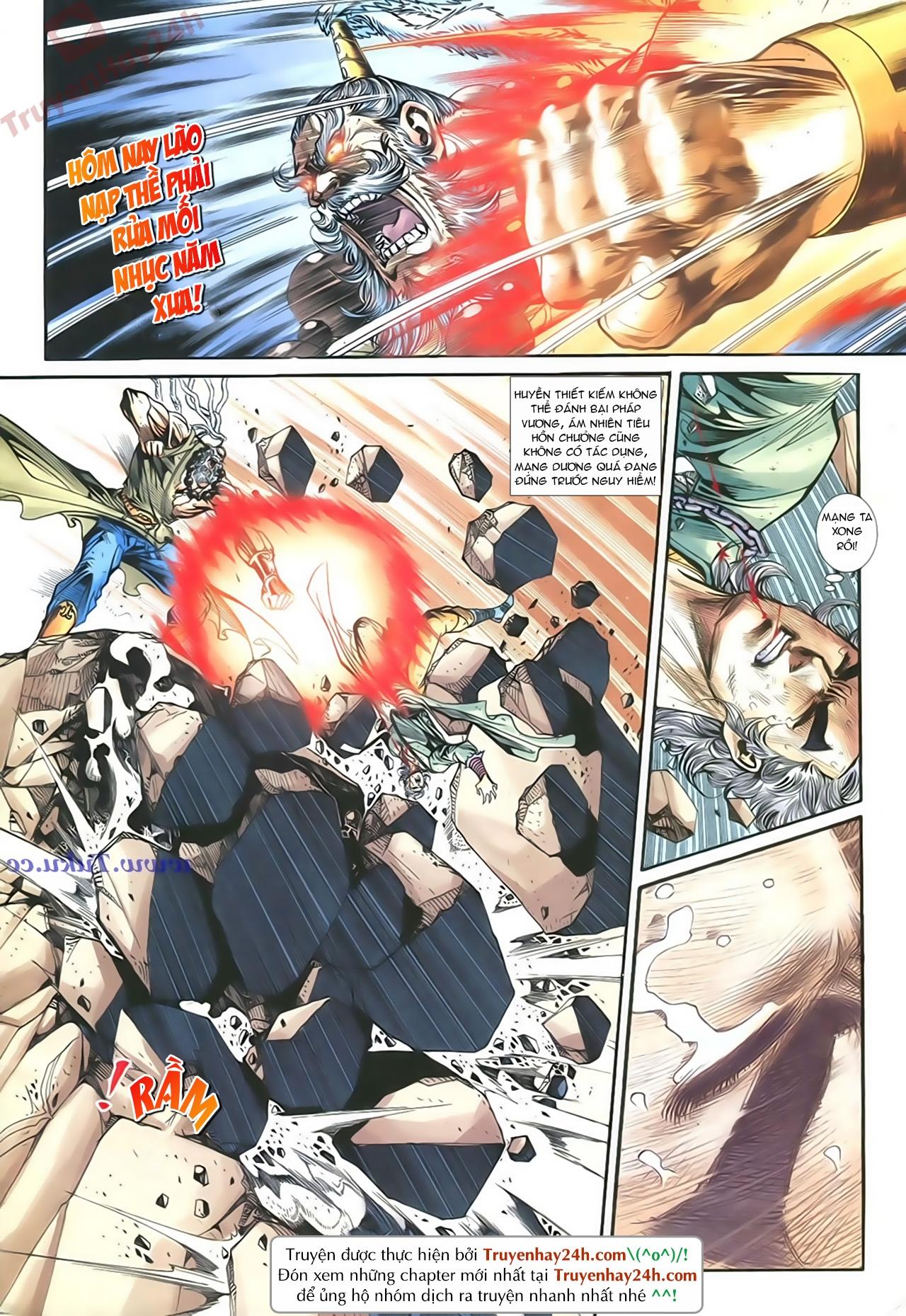 Thần Điêu Hiệp Lữ chap 86 – End Trang 3 - Mangak.info