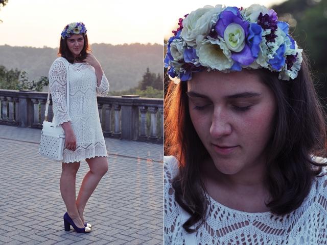 baltie kroņi // white crowns