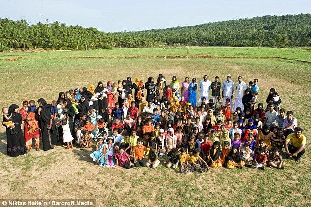 78 Twins at Kodinhi Kerala