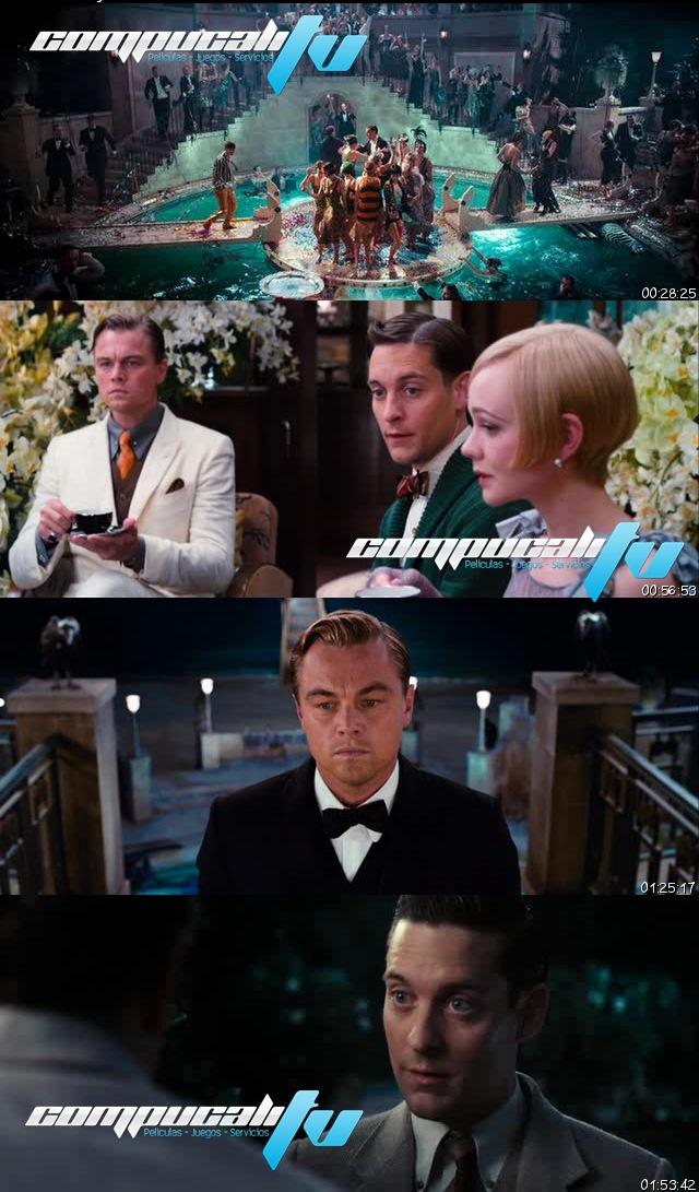 El Gran Gatsby DVDRip Español Latino