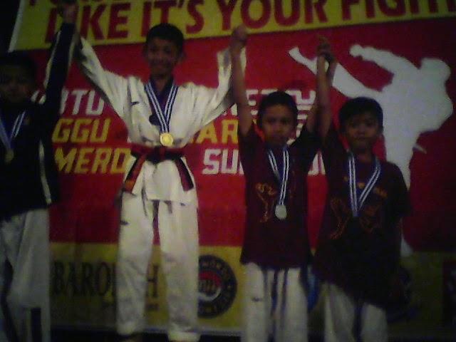 Taekwondo Kota Sukabumi