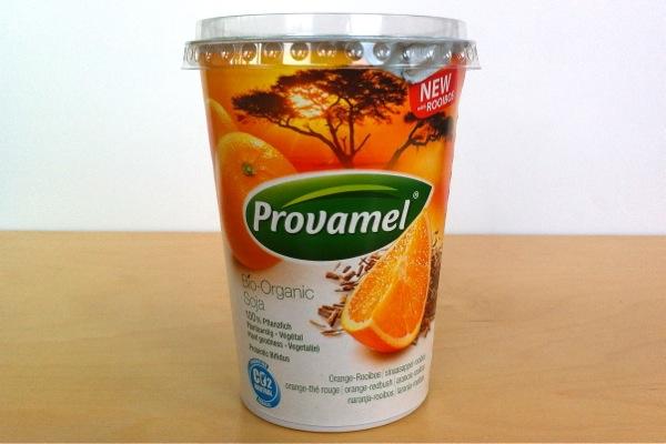 Provamel Orange & Rooibos Yoghurt