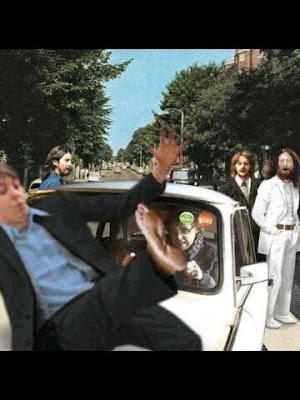 Trouble on Abbey Road....