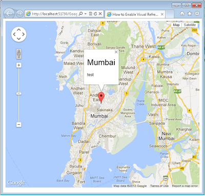 concept, google maps update, visual refresh,add a place marker without shadow, new base map tiles,default markers and window style,