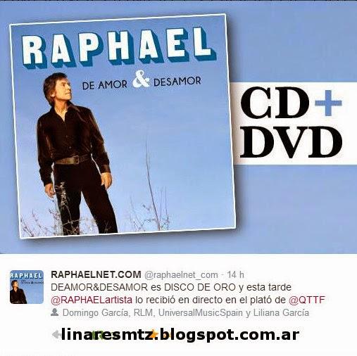 Raphael Disco de Oro
