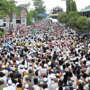 foto pemakaman KH Abdullah Faqih3