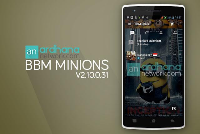 BBM Minions
