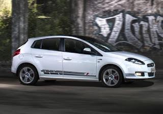 Novo Fiat Bravo 2014 branco