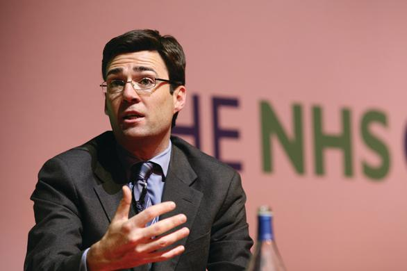 Andy Burnham Nhs
