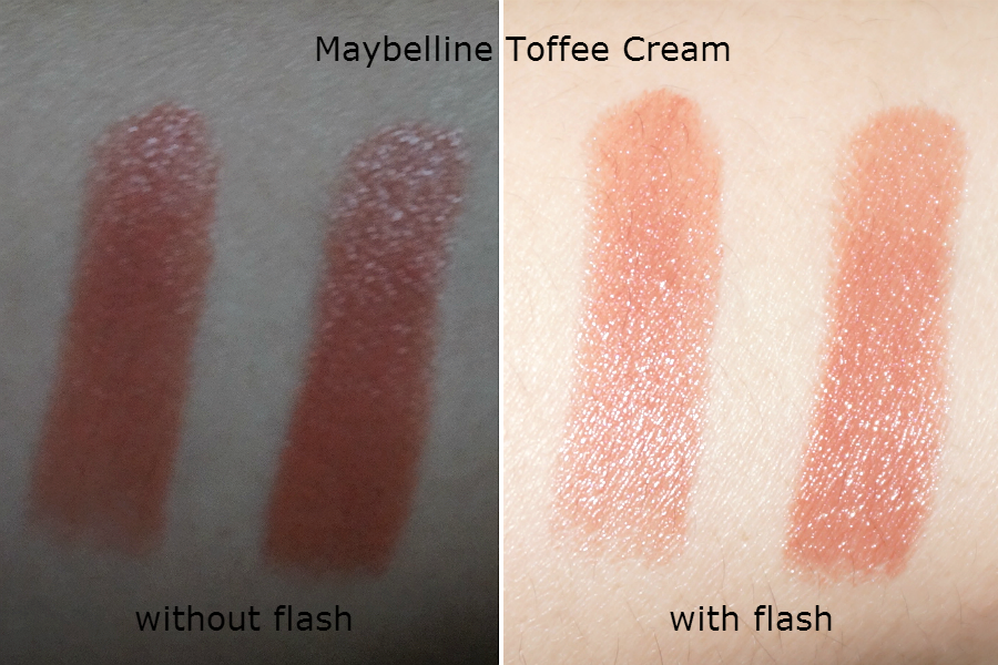 Maybelline Color Sensational Lipstick in Toffee Cream