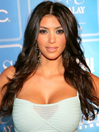 Kardashian Picture on Kim Kardashian Hair